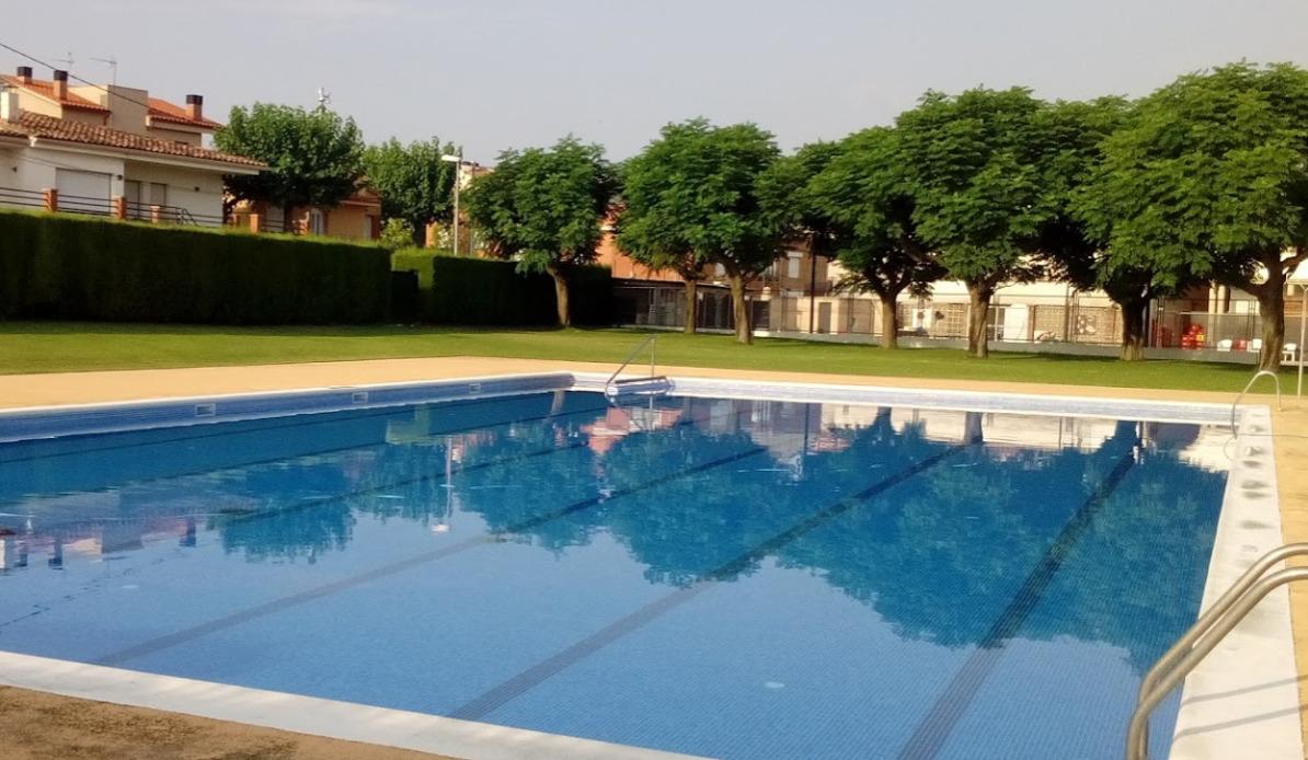 Aquasos guanya el concurs de les piscines de Sant Llorenç d'Hortons