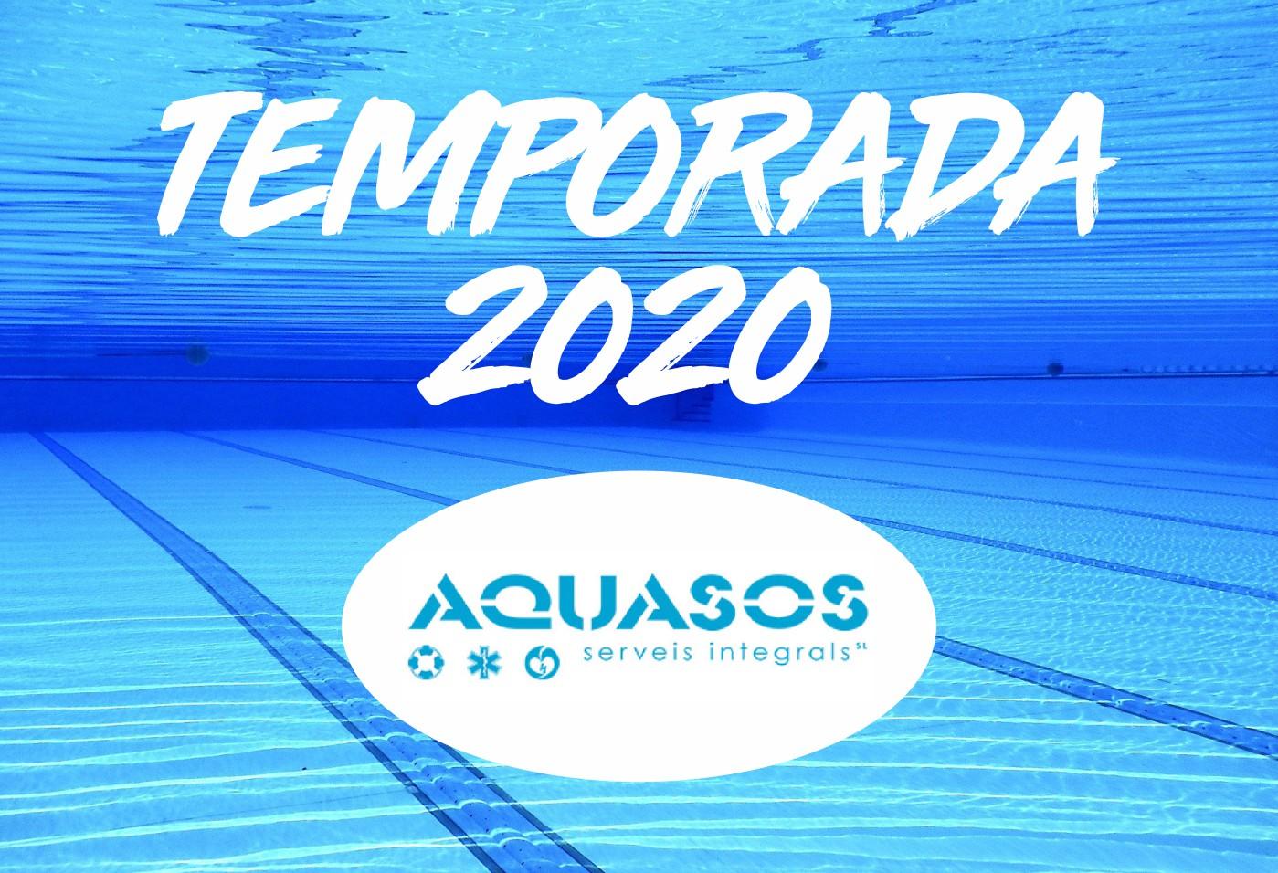 Aquasos defineix la temporada com a bona, tot i l'aparició del Covid